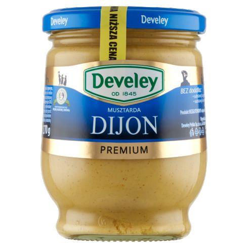 Develey Musztarda Premium Dijon 270 g