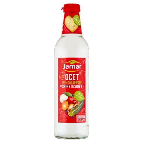 Jamar Ocet spirytusowy 10% kwasowości 500 ml