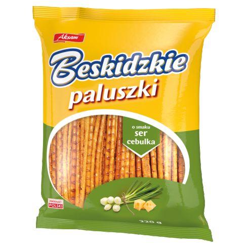Aksam Beskidzkie Paluszki  220 g