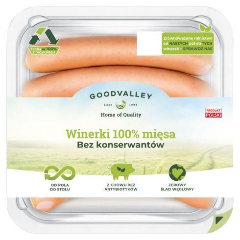 Goodvalley Winerki 100 % mięsa 115 g