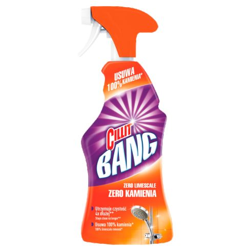 Cillit Bang Zero kamienia Spray 750 ml