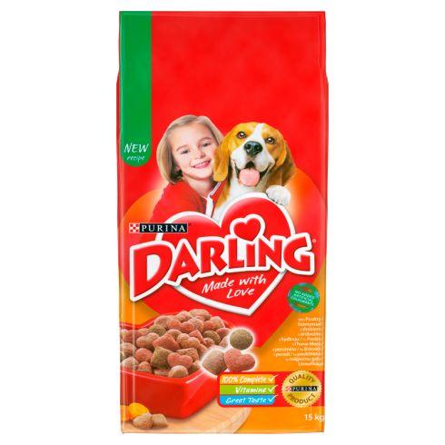 Darling Karma dla dorosłych psów z drobiem 15 kg