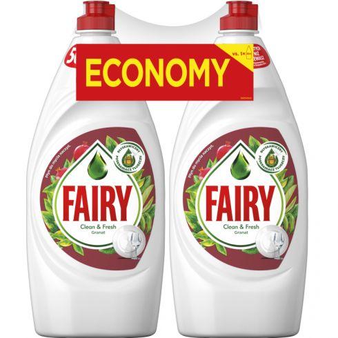 Fairy Granat Płyn do mycia naczyń 1.8 l