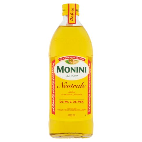 Monini Neutrale Oliwa z oliwek 1000 ml