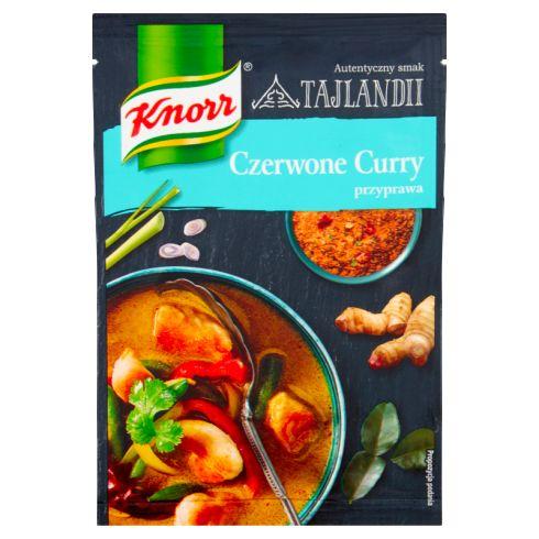Knorr Przyprawa czerwone curry 15 g