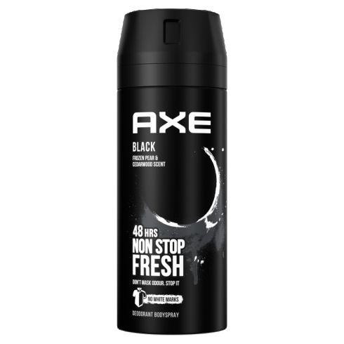Axe Black Dezodorant w aerozolu dla mężczyzn 150 ml