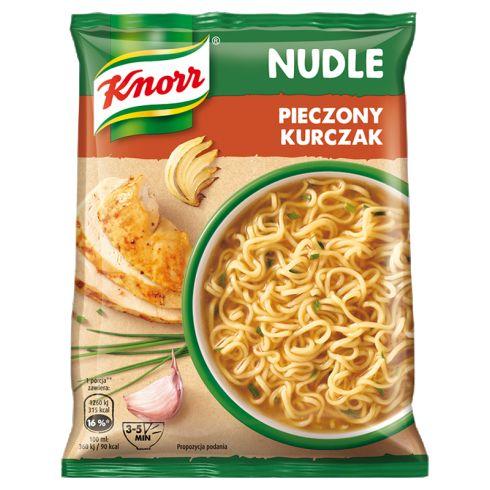 Knorr Nudle Pieczony kurczak Zupa-danie 61 g