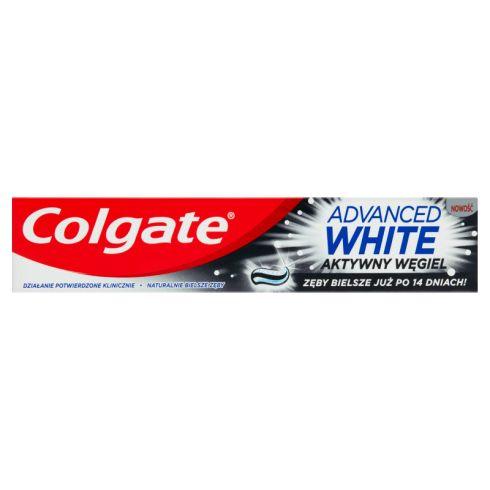 Colgate Advanced White Aktywny węgiel Pasta do zębów 100 ml