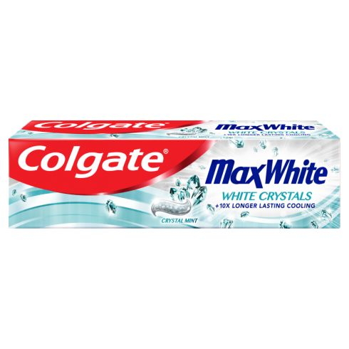 Colgate Max White White Crystals Pasta do zębów 100 ml