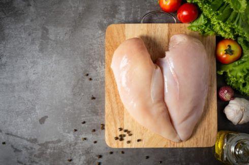 Filet z piersi kurczaka pojedynczy