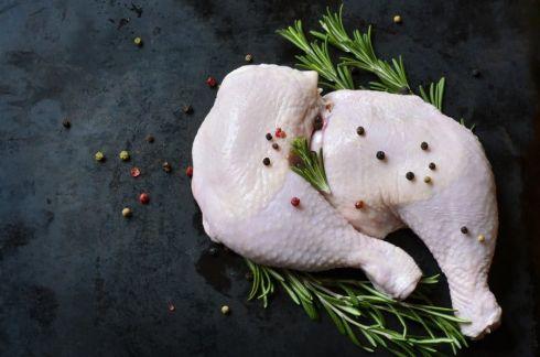 Udziec z kurczaka