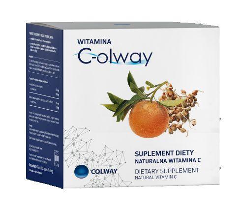 100% naturalna Witamina C-OLWAY