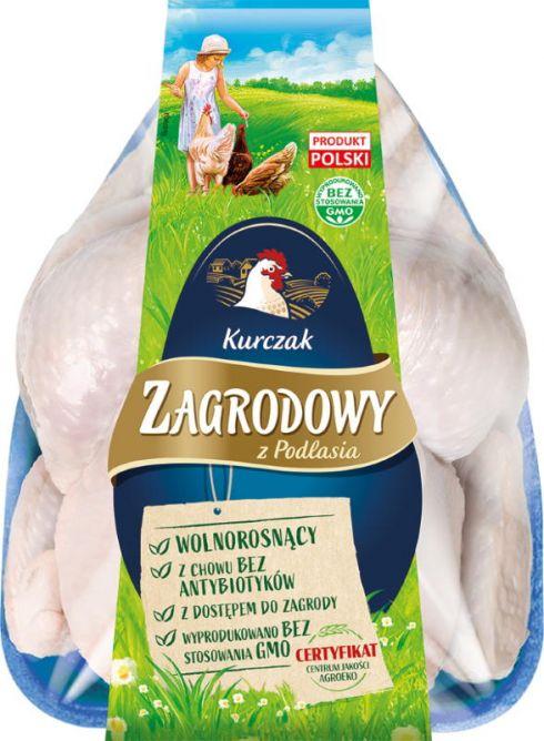 Kurczak zagrodowy (ok. 1,4kg)